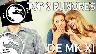 Top 6 Mejores Rumores de Mortal Kombat XI The End