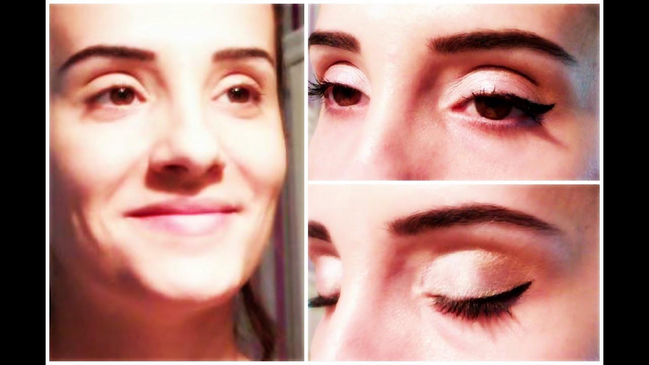 Tutorial Makeup Simplu De Vara Makeup Natural Machiaj Scoala
