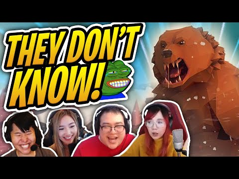 THEY DON&39;T KNOW! ft. OFFLINETV & xChocoBars   Friends & Traitors in Project Winter   Highlight 1