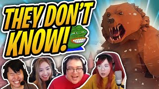 THEY DON'T KNOW! ft. OFFLINETV & xChocoBars | Friends & Traitors in Project Winter | Highlight #1