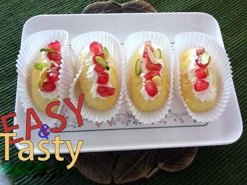 bengali mithi easy recipe / rasgulla with cream