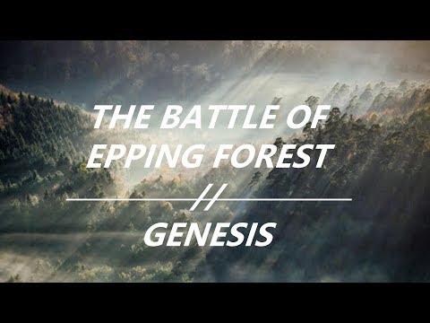 Genesis - 05 - The Battle of Epping Forest // Lyrics