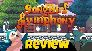 Songbird Symphony Review (Nintendo Switch | PC | Ps4) | Gameplay (Video Game Video Review)