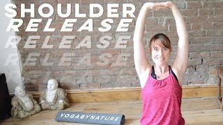 15 minute Yoga Flow for Neck and Shoulders