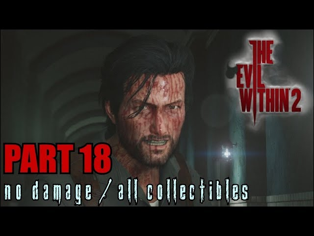 The Evil Within 2 Walkthrough Part 18 - Burning the Altar No Damage / All Collectibles