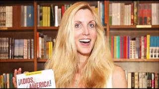 Ann Coulter on The Bernie and Sid Show (4/6/2017)