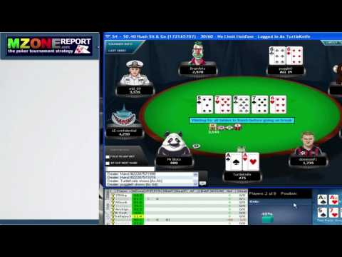 RUSH poker bad beats.