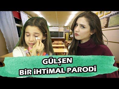 GÜLŞEN - BİR İHTİMAL BİLİYORUM OKULA DÖNÜŞ PARODİ | Pınar Akın Ve Ecrin Su Çoban
