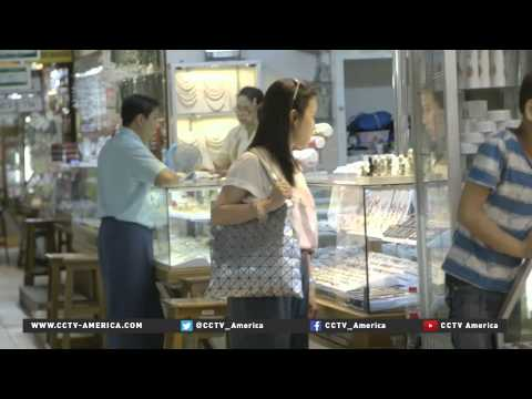 Myanmar economy growing steadily despite challenges