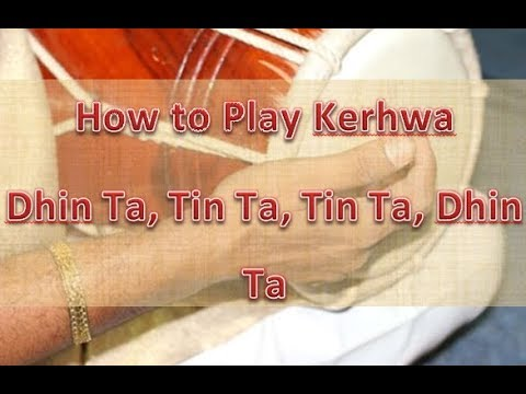 learn how to play dholak