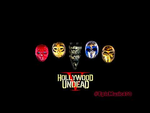 Hollywood Undead - Your Life [Lyrics  Video]