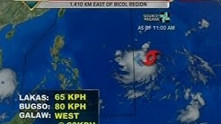 BT: Weather update as of 12:02 p.m. (July 13, 2014)