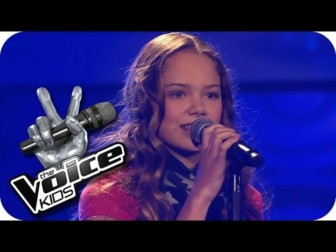 Cassandra Steen - Stadt (Lara) | The Voice Kids 2013 | Blind Auditions | SAT.1