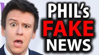 Philip DeFranco Spreads Fake News About MAGA Kids