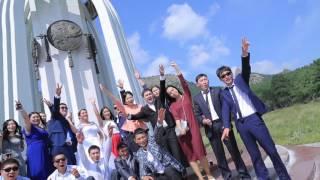Мурат&Дина свадьба! 30.07.2016 видеооператор Кокшетау Ринат кон -87750363340