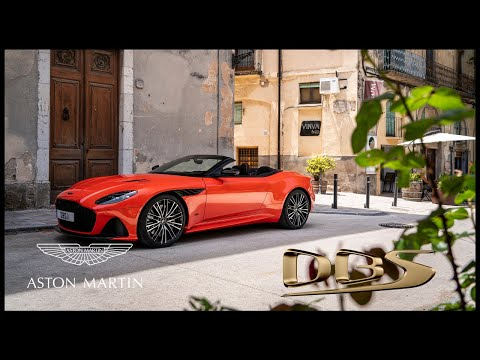 Aston Martin DBS Superleggera Volante in Spain