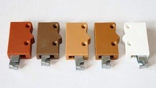 видео Газовый амортизатор для мебели: обзор, характеристики, виды и отзывы