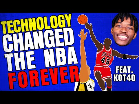 NBA Training Routines: How One Technology Changed Basketball ft. KOT4Q