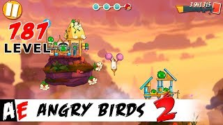 Angry Birds 2 LEVEL 787