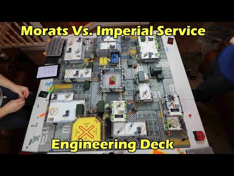 ITS 2017 - Morats Vs. Imperial Service - Engineering Deck