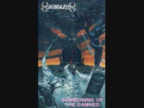 Mausoleum - Summoning of The Damned