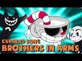 ANTI NIGHTCORE CUPHEAD SONG BROTHERS IN ARMS LYRIC VIDEO DAGames mp3