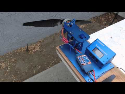 Yuneec q500 motor prop thrust and amp draw tests youtube for 5 hp electric motor amp draw