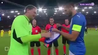 Itália 1 x 1 Ucrânia   Gols e Melhores Momentos /  internacionais amistosos 10/08/2018