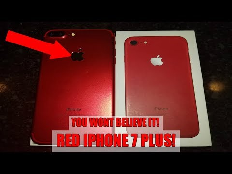 RED IPHONE 7 PLUS FOUND!!! Expensive Newest Apple Products Found @ Apple Store! WATCH WHAT WE FIND!