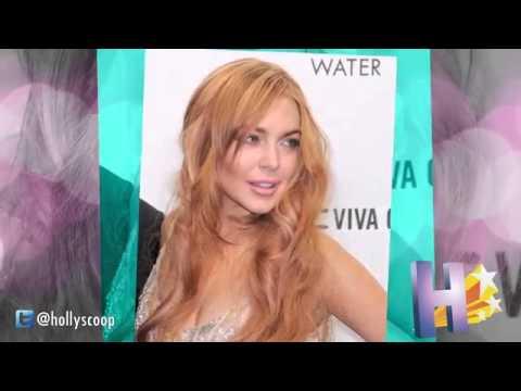 Lindsay Lohan Tweets Ridiculous Photo Of Rehab Wardrobe