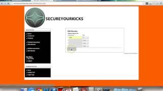 SecureYourKicks KITHNYC Bot Update 6-26-14
