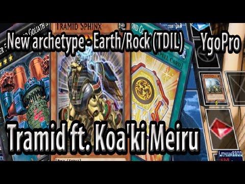 Tramid ft. Koa'ki Meiru (TDIL) - Tramid 'ROCK' Stun.. Egyptian POWAAAH!