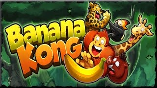 Banana Kong #2(Mobile Game)