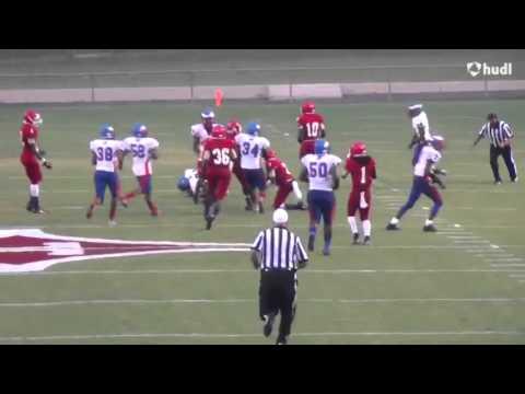#3 Benjamin Tillman III 10th grade season highlights