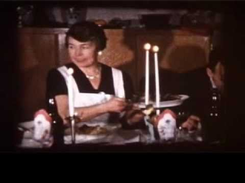 happy 50s - christmas in norway 1959