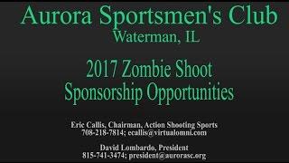 Zombie Shoot Sponsor PROMO