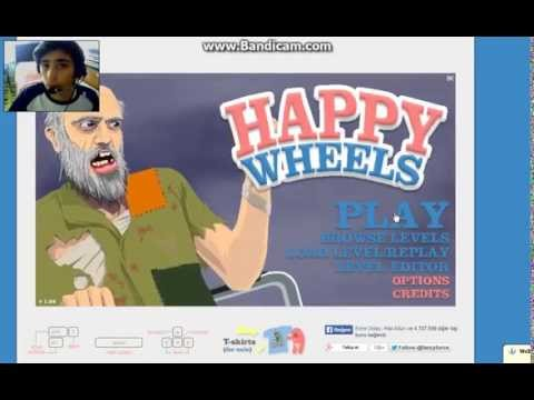 Happy Wheels|Part1|Kafa Atma