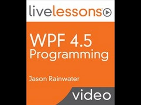 Playing video the complete wpf tutorial.