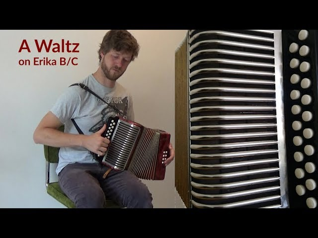 Tell me now (waltz) - on Hohner Erika converted to BC tuning