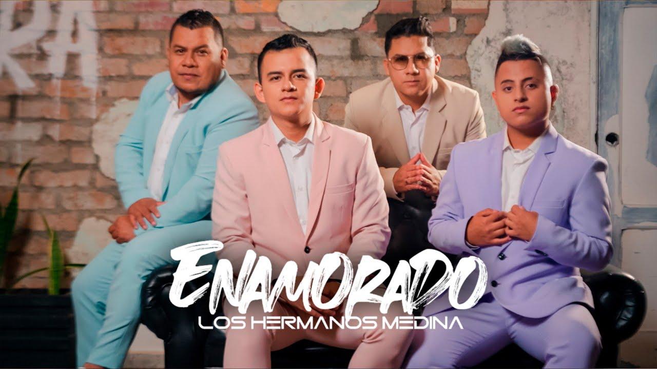 Los Hermanos Medina - Enamorado l Video Oficial - YouTube