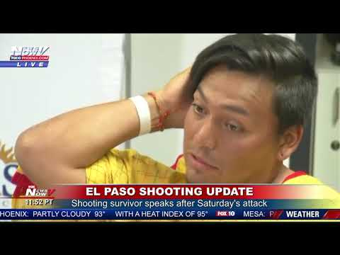SURVIVOR STORY: El Paso, Texas update