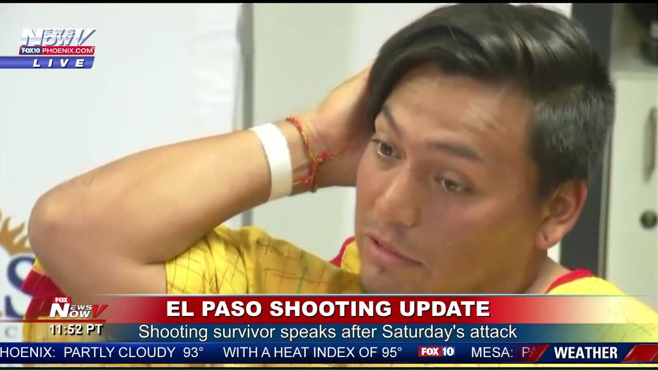 FOX 10 Phoenix SURVIVOR STORY: El Paso, Texas update