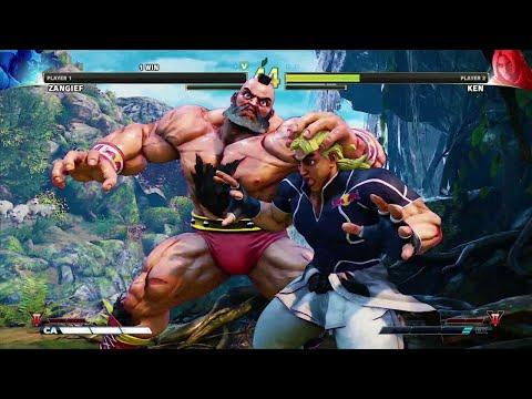 Street Fighter V: Arcade Edition: Quick Look