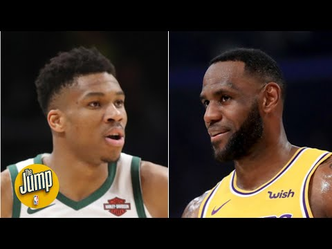 Giannis Won't Repeat As MVP Unless LeBron James Plays Around 50 Games - Tracy McGrady | The Jump