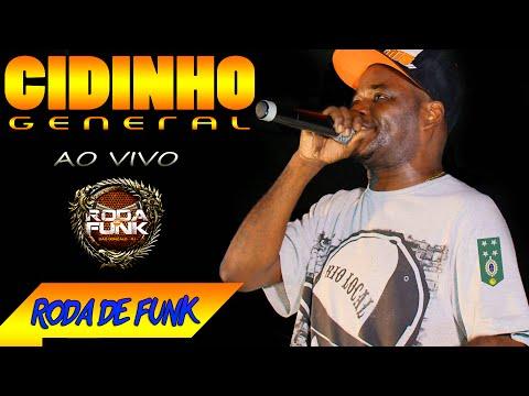 MC Cidinho General :: Ao vivo na Roda de Funk em Duque de Caxias (RJ) ::