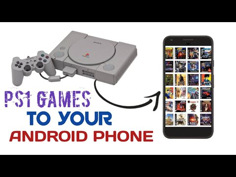 How To Play PS1 On Android Phone | PS1 Emulator (Tagalog)