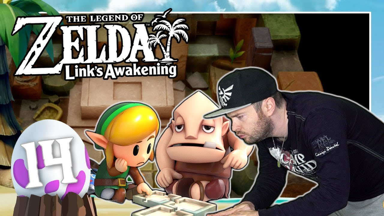 THE LEGEND OF ZELDA LINK'S AWAKENING 🗡️ #14: Boris' Kammerlabyrinthe thumbnail