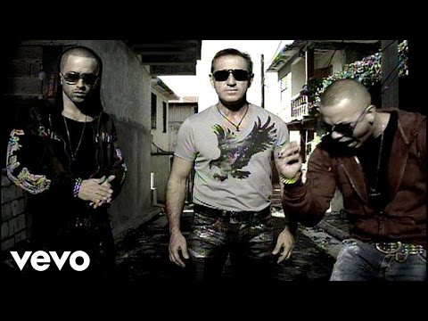 Wisin & Yandel - Oye Donde Esta El Amor ft. Franco De Vita