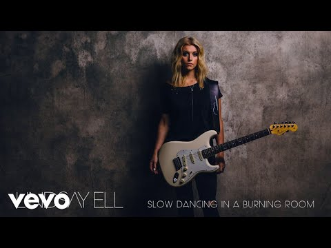 Lindsay Ell - Slow Dancing in a Burning Room (Official Audio)
