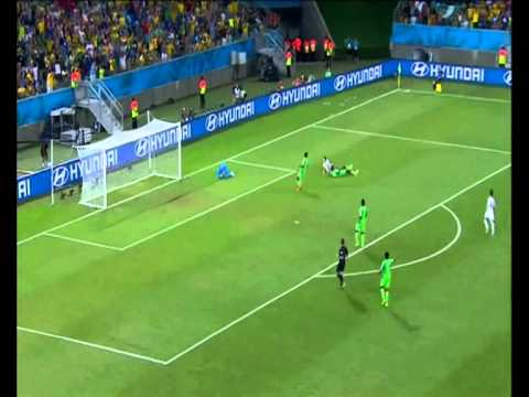 2014 World Cup Group F: Nigeria v Bosnia-Herzegovina